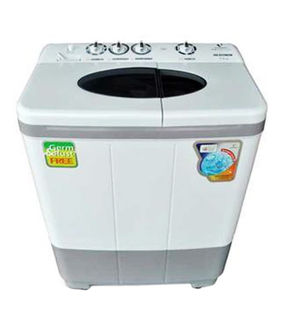 Videocon 7.2Kg Semi Automatic Top Load Washing Machine (VS72N13) Price in India