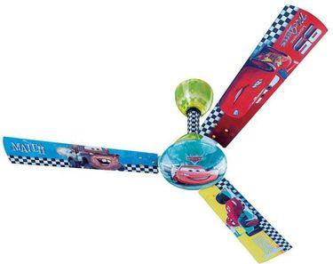 Bajaj Disney Cars CR01 3 Blade (1200mm) Ceiling Fan Price in India