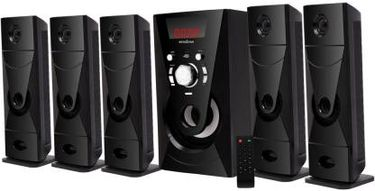 Krisons KES444 5.1 Channel Bluetooth Multimedia Speakers Price in India