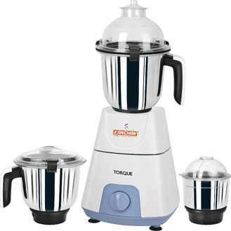 Kanchan Torque 750W Mixer Grinder (3 Jars) Price in India
