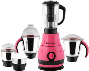 Anjalimix Designo 1000W Mixer Grinder (5 Jars) Price in India