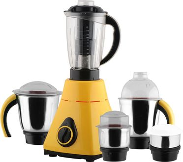 Anjalimix Amura 1000W Mixer Grinder (5 Jars) Price in India