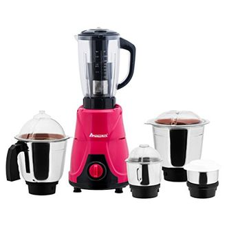 Anjalimix Mojo 600W Mixer Grinder (5 Jars) Price in India