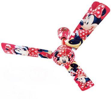 Bajaj Disney Minnie Mouse 3 Blade (1200mm) Ceiling Fan Price in India