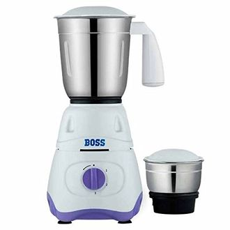 Boss Pearl 500W (2 Jar) Mixer Grinder Price in India