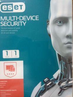 Eset Multi Device Security 2017 1 PC 1 Year Antivirus Price in India