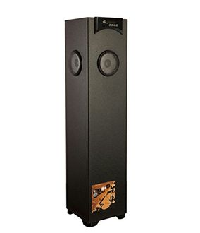 Flow BoomBox Floor Standing Tower Speaker Price in India