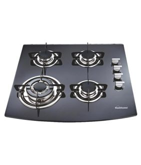 Sunflame SF - 64LTG 4 Burner Auto Built in Hob Gas Cooktop Price in India