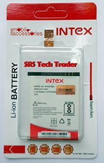 Intex Aqua Q7 BR2075BU 2000mAh Battery Price in India
