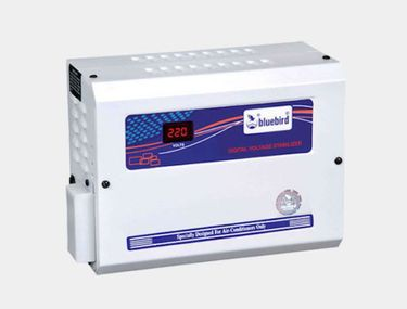 Bluebird 4kVA 150-280V Aluminium Digital Voltage Stabilizer Price in India
