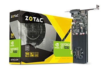 Zotac Nvidia 1030 (ZT-P10300A-10L) 2GB DDR5 Graphic Card Price in India