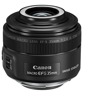 Canon EF-S 35mm f/2.8 Macro IS STM Lens Price in India