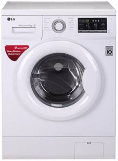 LG 6 Kg Fully Automatic Washing Machine (FH0G7NDNL02) Price in India