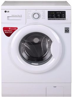 LG 7 Kg Fully Automatic Washing Machine (FH0G7QDNL02) Price in India