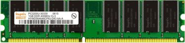 Hynix Genuine (H15201504-4) 1 GB DDR1 Desktop Ram Price in India