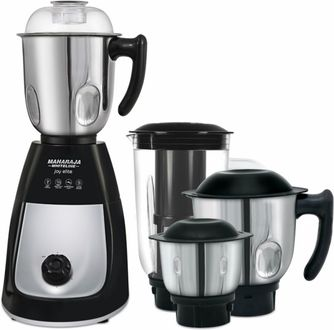 Maharaja Whiteline Joy Elite 750W Mixer Grinder (4 Jars) Price in India
