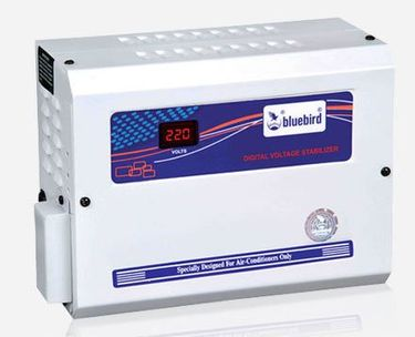 Bluebird 5kVA 150-280V Copper Digital Voltage Stabilizer Price in India