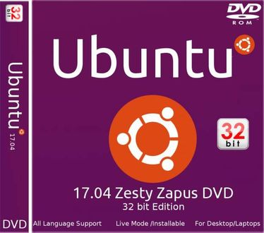 Ubuntu 17.04 32 Bit Operating System Price in India