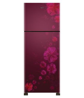 Whirlpool NEO SP305 PRM 292L 3S Double Door Refrigerator (Dahlia) Price in India