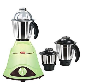 Tecnica Opal Gold 600W Mixer Grinder (3 Jars) Price in India