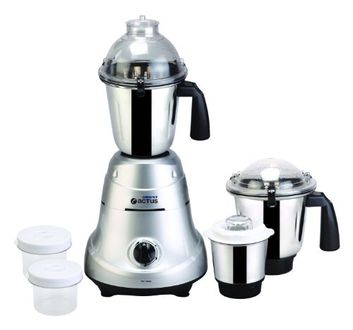 Orient Electric MG7502G 750W Mixer Grinder (3 Jars & 2 Storage Jars) Price in India