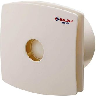 Bajaj Maxio 3 Blade (100mm) Bianco Dom Exhaust Fan Price in India