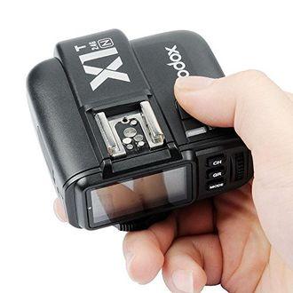 Godox TTL 2.4G Trigger Transmitter (For Nikon) Price in India