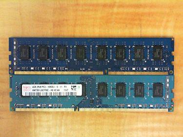 Hynix (HMT351U6CFR8C-H9) 4GB DDR3 Desktop Ram Price in India