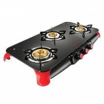 Butterfly Signature 3 Burner Gas Stove Price in India