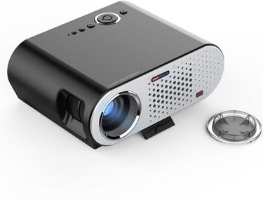 ViviBright GP90 3200 Lumens LED Corded Portable Projector Price in India