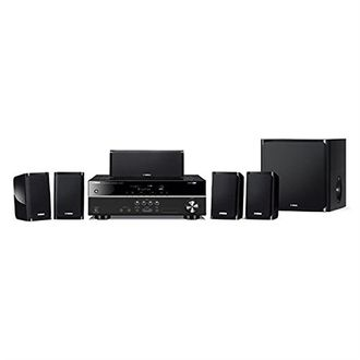 Yamaha YHT-1840 5.1 Channel Dolby Audio Home Theatre System Price in India