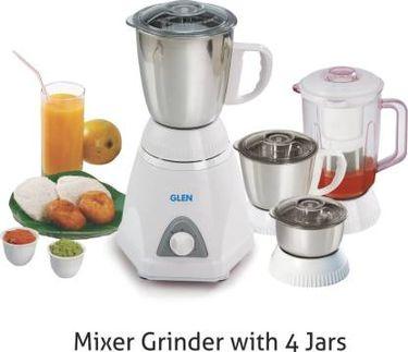 Glen GL 4026 Plus 750W Mixer Grinder (4 Jars) Price in India