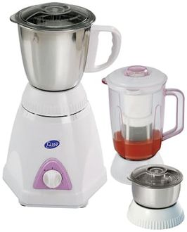 Glen GL 4026 750W Mixer Grinder (3 Jars) Price in India