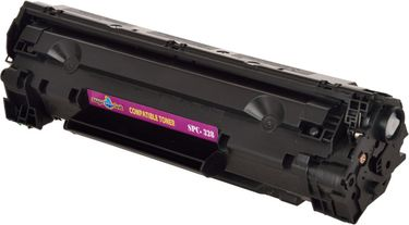 Suproprint SPC-328 Black Toner Cartridge Price in India