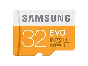 Samsung EVO (MB-MP32DA/IN) 32GB Class 10 (100MB/S) Memory Card (With Adapter) Price in India