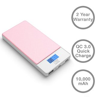 LCARE PN-983S-P 10000mAh Quick Charge Power Bank Price in India