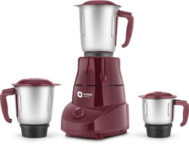 Orient Electric Bolt MGBT50C3 500W Mixer Grinder (3 Jars) Price in India