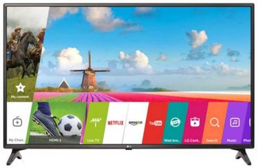 LG 49LJ617T 49 Inch Full HD Smart LED TV Price in India