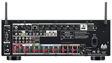 Denon AVR-X2400H 7.2 Channel AV Receiver Price in India