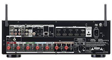 Denon AVR-X1400H 7.2 Channel AV Receiver Price in India