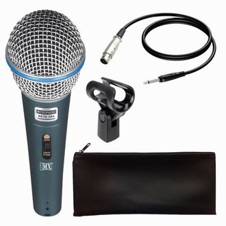 MX Beta 58A Dynamic Microphone Price in India