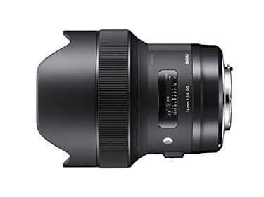 Sigma 14mm F/1.8 DG HSM Art lens (For Canon) Price in India