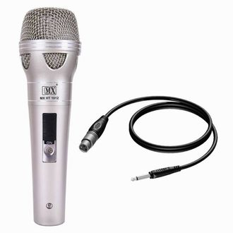 MX HT-1012 Dynamic Microphone Price in India