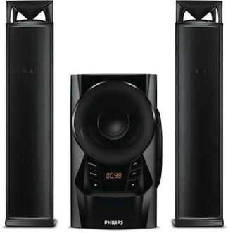 Philips MMS2160B/94 Multimedia Speakers Price in India