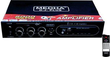 Medha D.J.Plus MD-9800 100W AV Power Amplifier Price in India