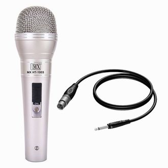 MX HT-1003 Dynamic Microphone Price in India