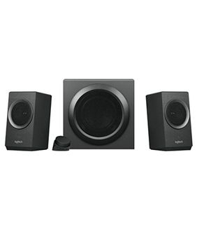 Logitech Z337 Multimedia Speakers Price in India