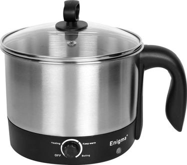 Enigma Multifunction-07 1.2L Electric Kettle Price in India