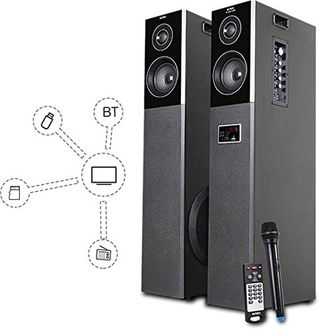 Intex IT-12004 TUFB Tower Speaker Price in India