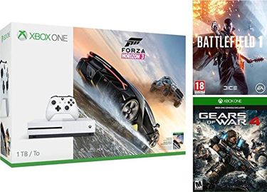 Microsoft Xbox One S 1TB Gaming Console Price in India